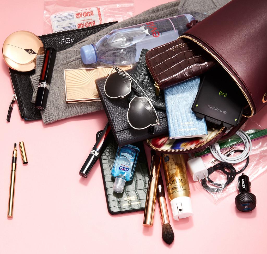 Porady stylistki * Jak zorganizować torebkę?