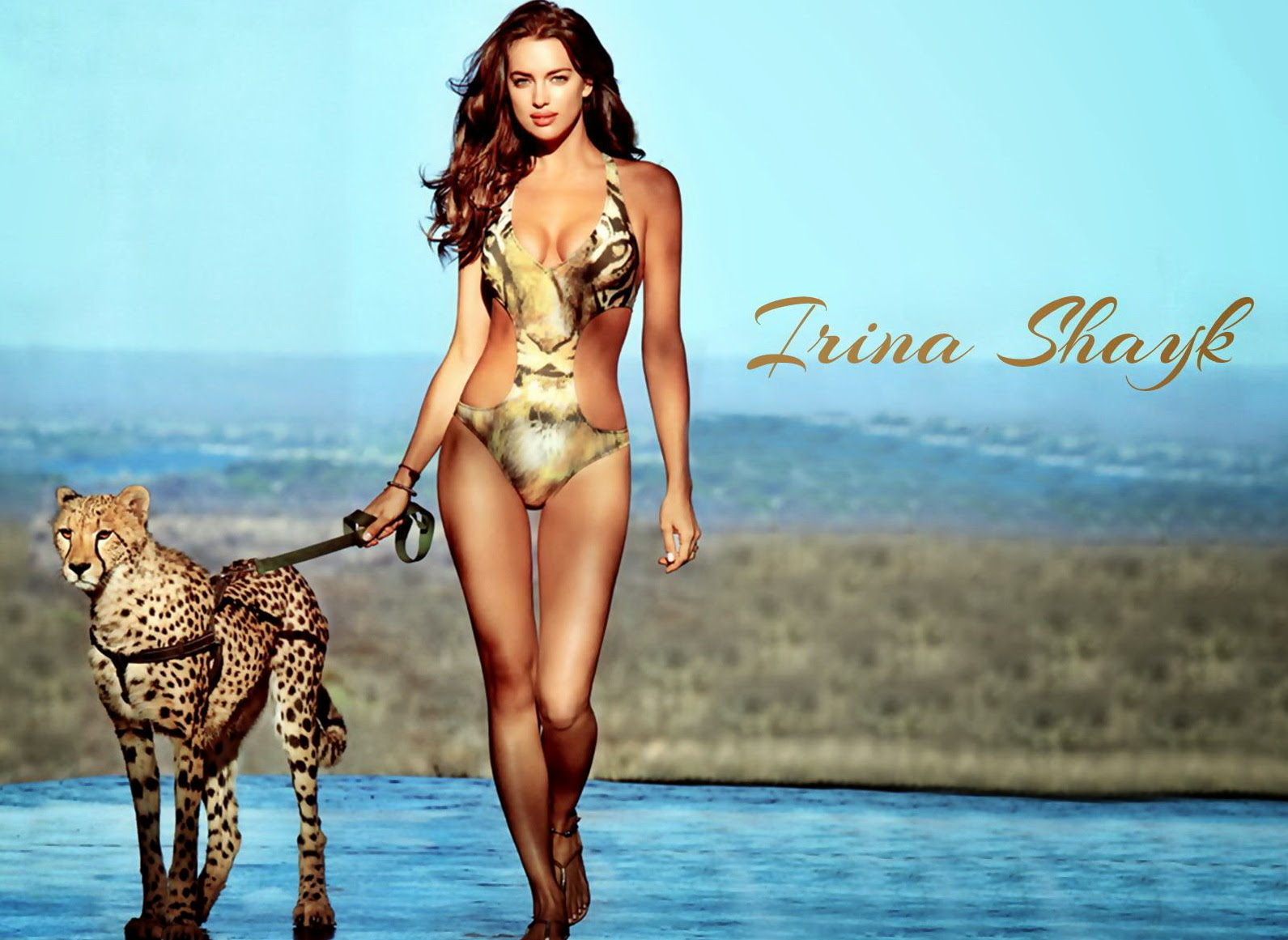 Irina shayk hd wallpapers most beautiful places in the - Hd bikini wallpaper download ...