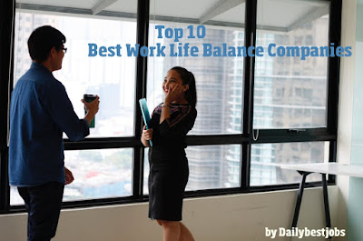 Best Work Life Balance Companies