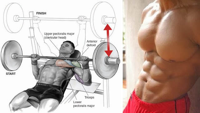 how to get rid of chest muscle