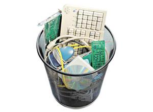 Onde descartar produtos eletrônicos na Grande Vitória?