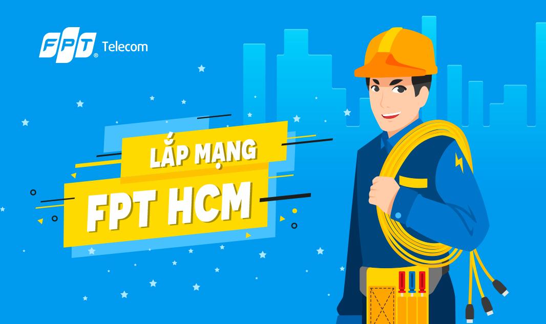 Những ưu điểm khiến bạn chọn lắp mạng FPT HCM ngay hôm nay