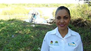 Alejandra Aguirre Crespo, Secretaria de Salud de Quintana Roo