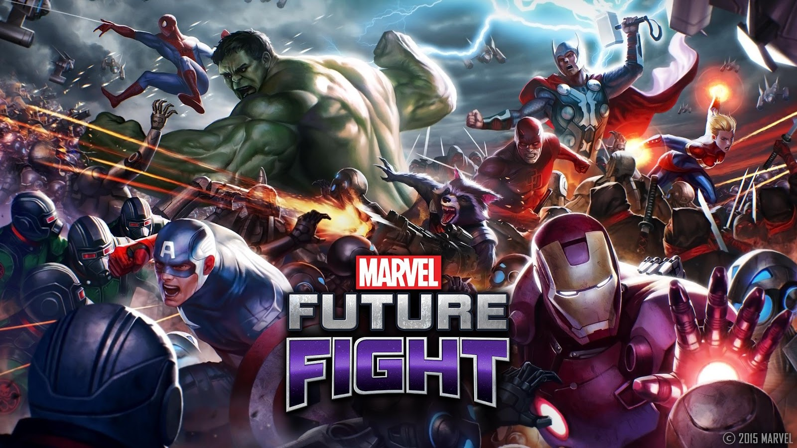 [60MB] Download MARVEL Future Fight Android Apk