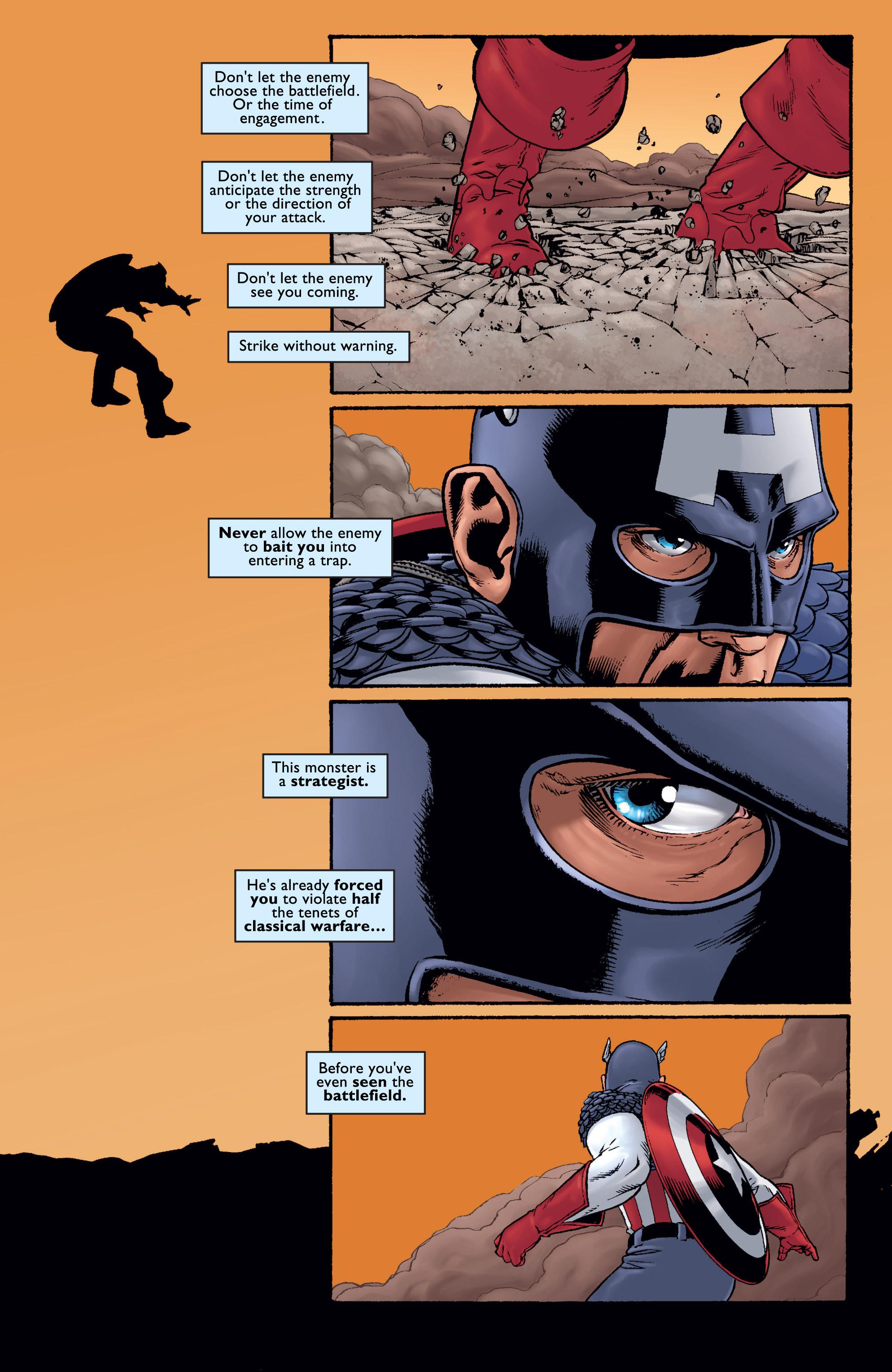 Captain America (2002) Issue #1 #2 - English 31