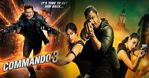 Commando 3 ( 2019 )