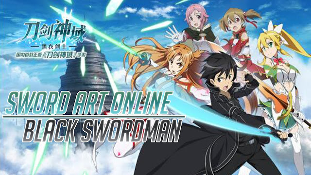 Sword Art Online : Black Swordsman