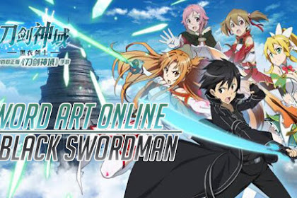 Download Game Android Sword Art Online : Black Swordsman