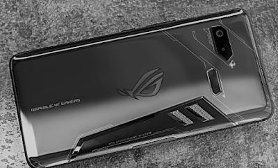 Mengenal Asus ROG phone RAM 8GB terbaru secara detail