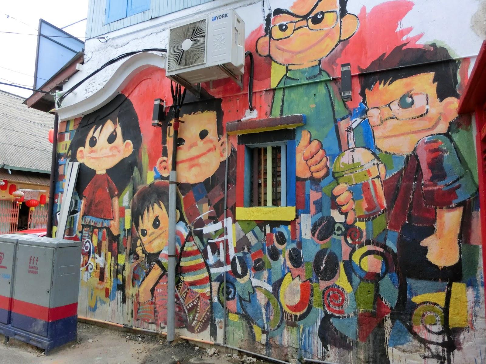 Kampung Cina Chinatown Kuala Terengganu Part 2 Felicia Grace