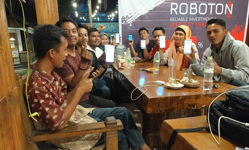 Новое мероприятие от Roboton LTD 3