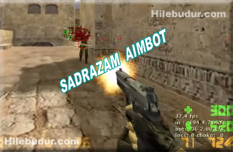 Counter Strike 1.6 Sadrazam Aimbot,Wallhack Edition Hile 2017 Yeni