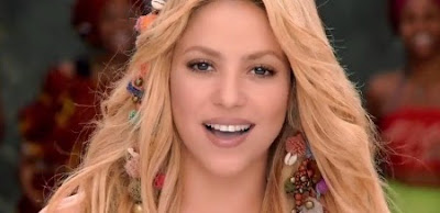 Waka Waka / This Time for Africa Lyrics (The Official 2010 FIFA World Cup Song) - Shakira (2010)