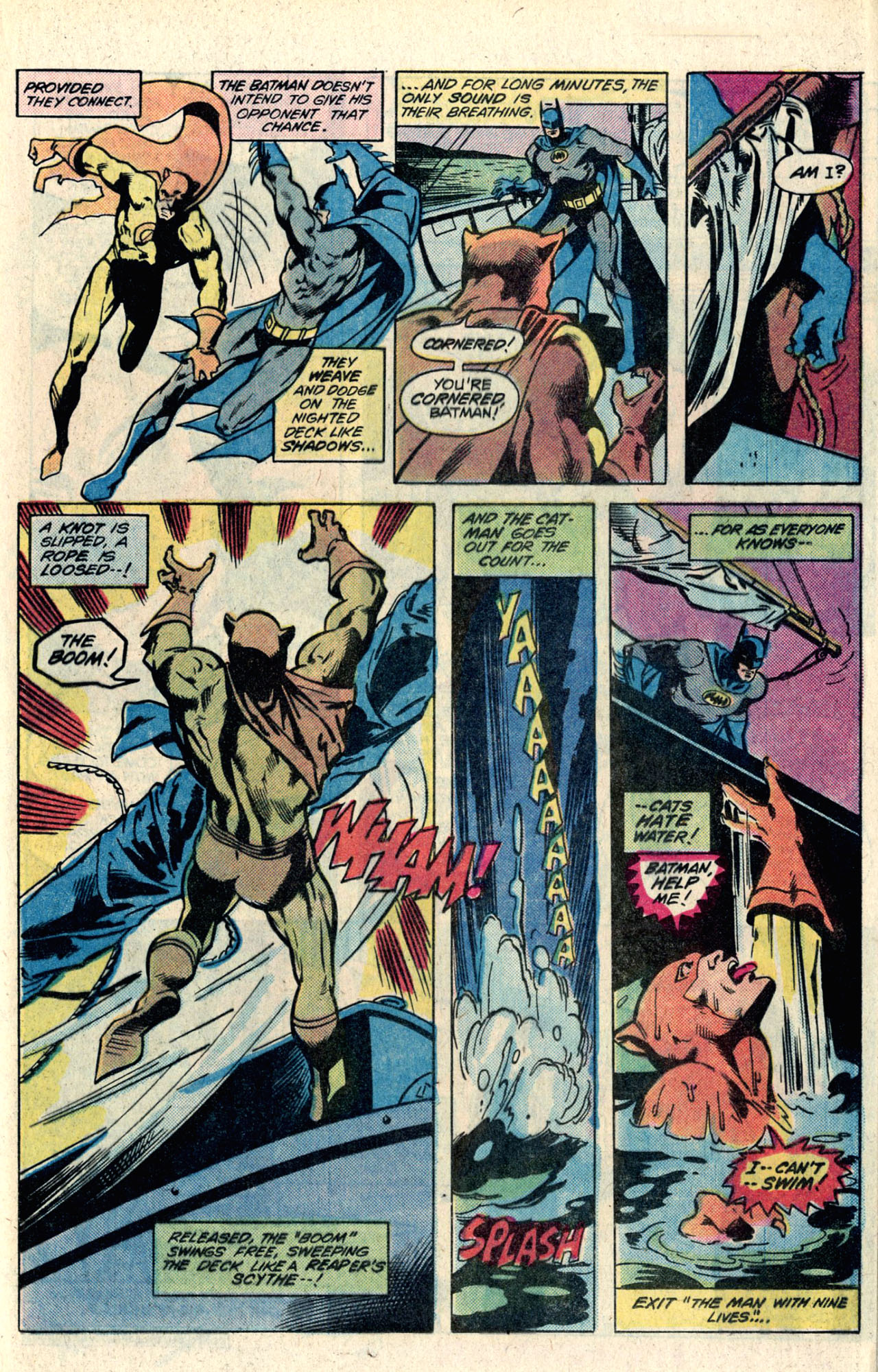 Detective Comics (1937) 509 Page 23