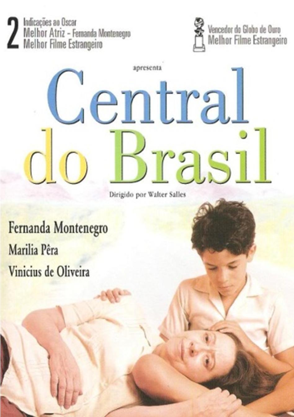 Poster do filme Central do Brasil