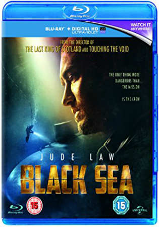 Black Sea 2014 BluRay 350Mb Hindi Dual Audio 480p