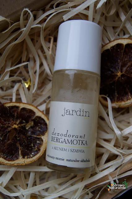 Jardin Cosmetics - Dezodorant bergamotka