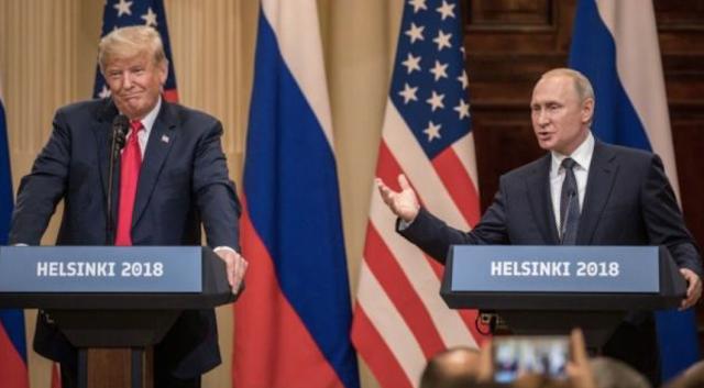 Local GOP leader in Ohio resigns over Trump-Putin summit
