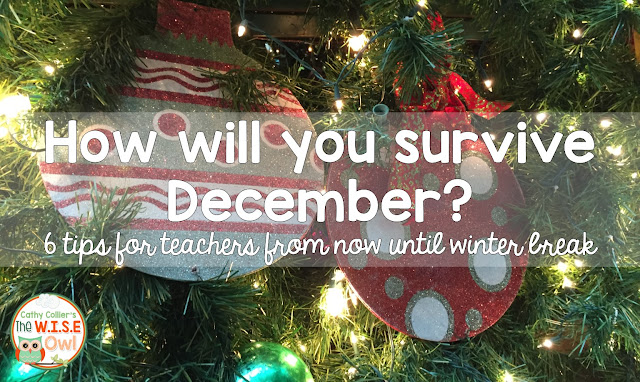 Have you asked yourself that question three times today? Never fear, here are 6 ways to survive until winter break!