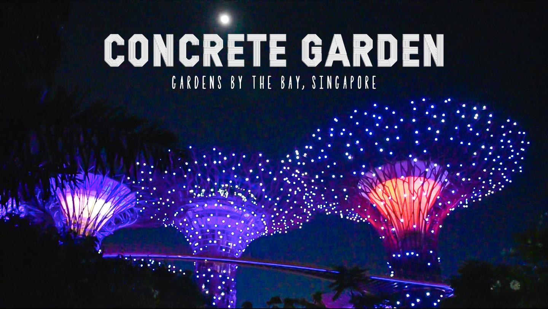 concrete trees in gbtb singapore