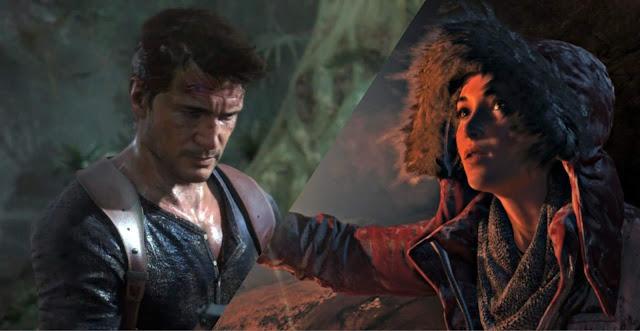 يبدو أن لعبة Shadow of the Tomb Raider قد سرقت أحد المقاطع الموسيقية من داخل جزء Uncharted 2 ، شاهد المقارنة من هنا ..