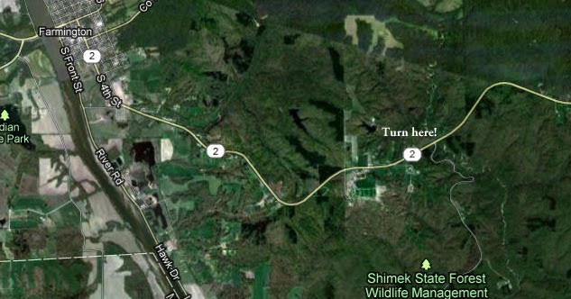 Friends Of Shimek State Forest Maps And Upcoming