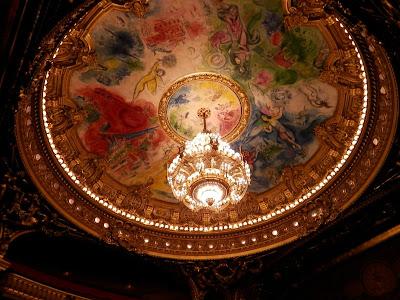 Visite de l'Opéra Garnier Paris