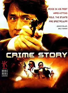 Câu Chuyện Crime: Tổ Trọng Án