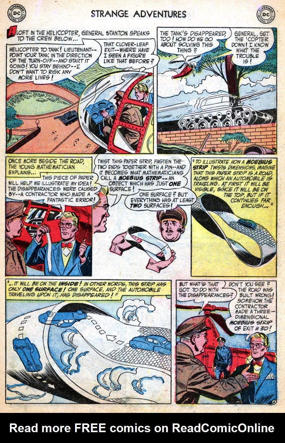 Strange Adventures (1950) issue 35 - Page 31