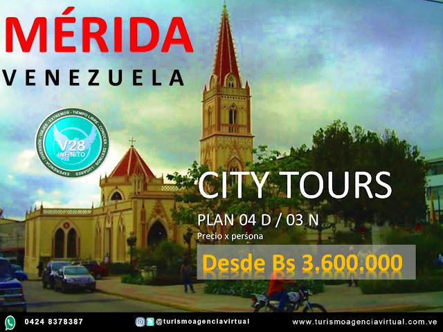 imagen Mérida City Tours