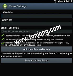 cara bajak dan sadap berbagai percakapan di ponsel android