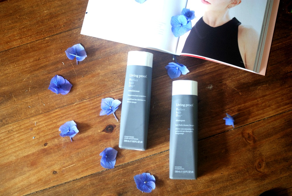 Living proof- szampon i odżywka Perfect hair Day.