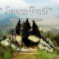 Seruni Point (Penanjakan 2) Mount Bromo