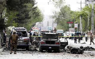 massive blast rocks Kabul