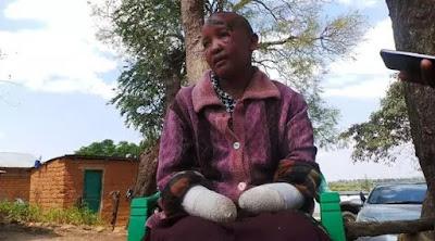 Caesarean section, Domestic violence, Mwende, Kenya, News, Foreign,