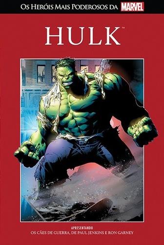 Hulk: Os Cães de Guerra voltou pras bancas!