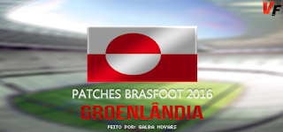 Patch Groenlândia - 20 Equipes - Brasfoot 2016