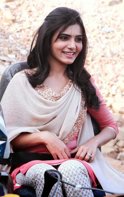 Samantha Latest Hot Gallery In Autonagar Surya Movie