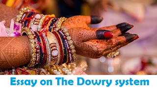 Dowry A curse to our society