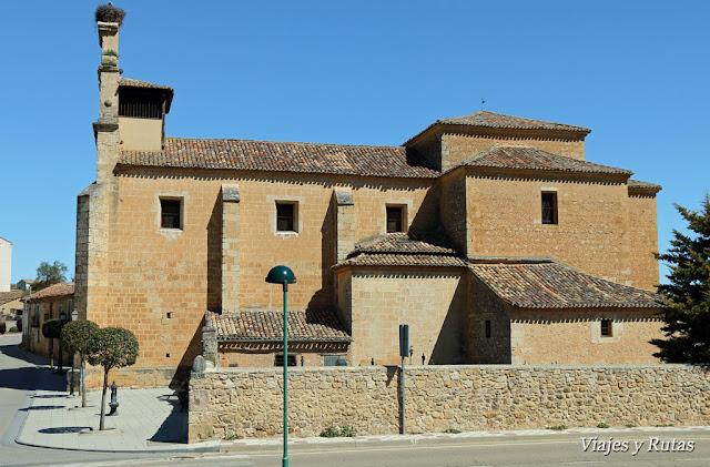 Iglesia de Santa Cristina de El Burgo de Osma