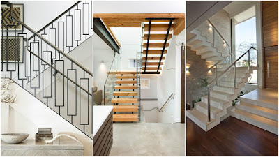 modern stairs design ideas for home interiors 2019