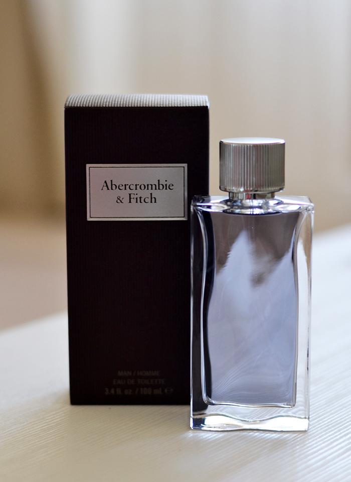 nuovo profumo abercrombie
