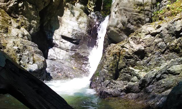 Imagine traseu Cascada Lotrisor - Poiana Tarsa