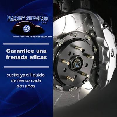Mantenimiento Frenos Volkswagen Perney Servicio SAS