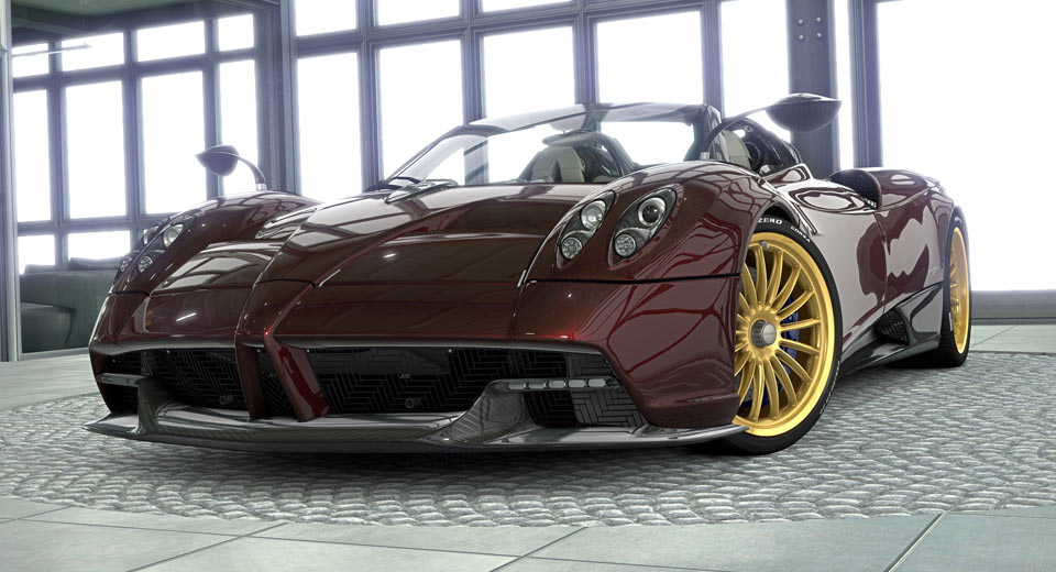 Pagani Huayra Roadster Configurator Makes The Impossible Possible