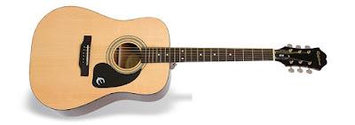 Bán Đàn Guitar Acoustic Epiphone DR-100