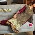 Mahnoor Embroidered Linen-Twill Winter Women's Clothes 2016 by Al-Zohaib Textile