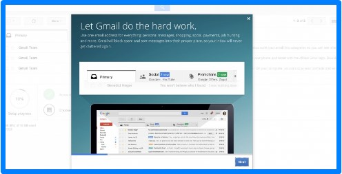 how to create new gmail account step by step