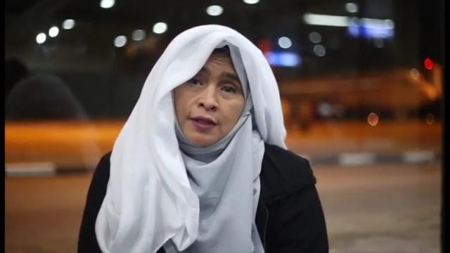 Soal Penghadang di Batam, Neno Warisman: Saya Dengar Mereka Projo