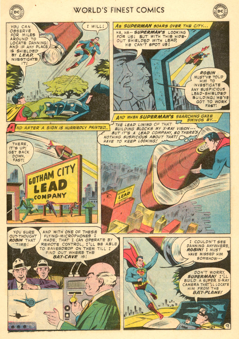 Read online World's Finest Comics comic -  Issue #93 - 11